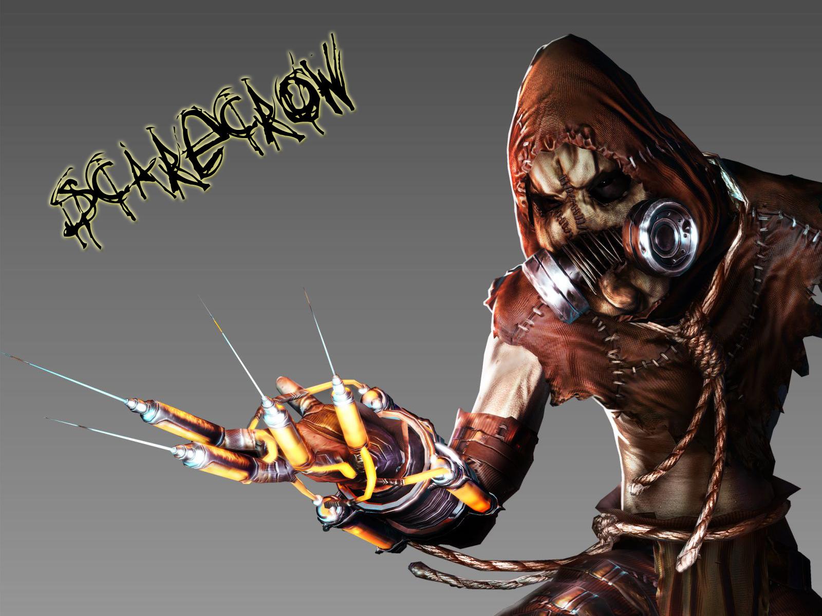 batman scarecrow