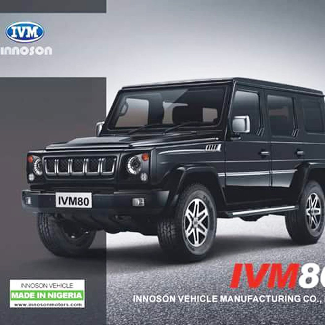 Ivm 8 Cars Pics Made In Nigeria