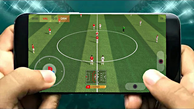 Download DLS MOD FIFA 18 Android 100 Mb Graphics HD