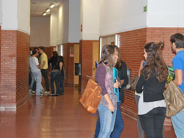 Estudiantes Facultad de Derecho UAM