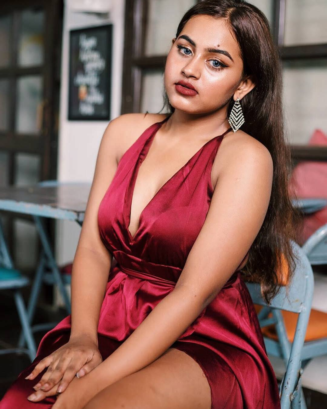 Cherith Philip - Plus Size Model from Mumbai   Indian Girls Villa - Celebs Beauty, Fashion and Entertainment