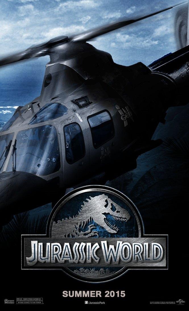 Poster: Jurassic World