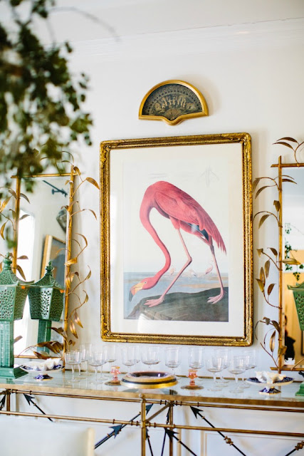A little bit of inspiration pretty flamingo {Cool Chic Style Fashion}
