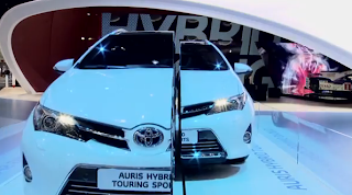 featuring the latest Toyota Prius and Prius Family, locally produced Yaris and Auris Hybrid