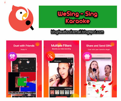 We sing aplikasi karaoke android terpopuler