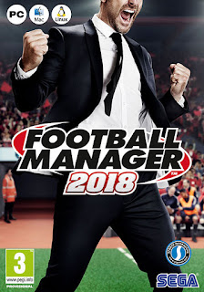 FOOTBALL MANAGER 2018 free download pc game full version