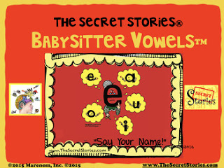 Secret Stories® Phonics Babysitter Vowel® Pack