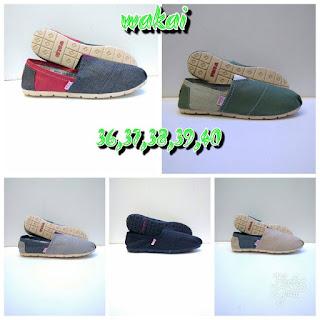 Sepatu Wakai Polos Harga Miring