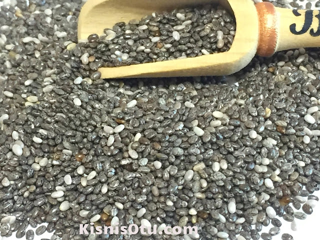 Chia nedir?, Chia tohumu, Chia'lı tarifler, Mucizevi tohum, sağlıklı