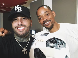 Will Smith, Diplo & Nicky Jam To Collaborate On 2018 World Cup Song