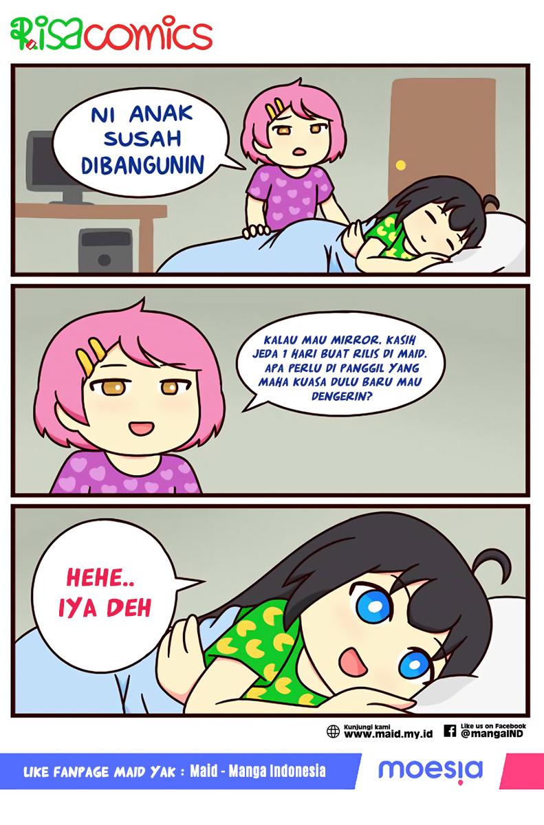 Baca Komik Uchi no Hentai Maid ni Osowareteru Chapter 2 Bahasa Indonesia Kintamaindo