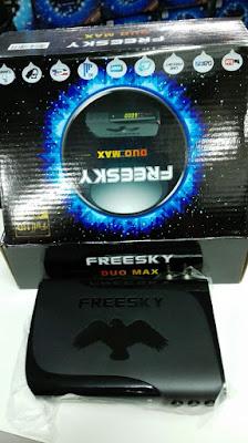 Freesky Duo Max Nova Atualização V1.23 - 30/04/2016