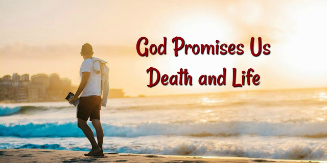 God Promises Us Death...and Life