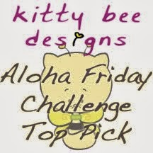 Woohoo I won over at kitty bee designs!