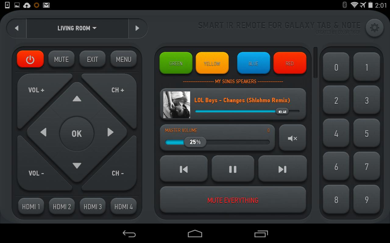 Smart IR Remote - AnyMote v.4.6.6