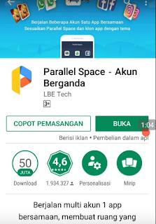 Cara Pasang 2 WhatsApp dalam 1 Android