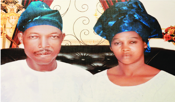 jafaru sogei killed his wife roseline in Oshodi lagos Nigeria