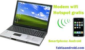 Cara Membuat HP Samsung Galaxy Tab 3 V Menjadi Modem Wifi Hotspot