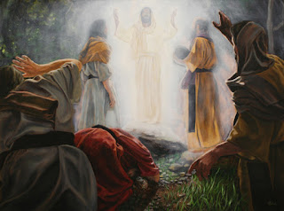 The Transfiguration - Artist unknown