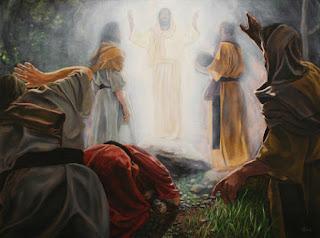 The Transfiguration - Artist unknown