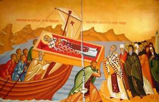 Перенесение мощей святителя и чудотворца Николая из Мир Ликийских в Бар