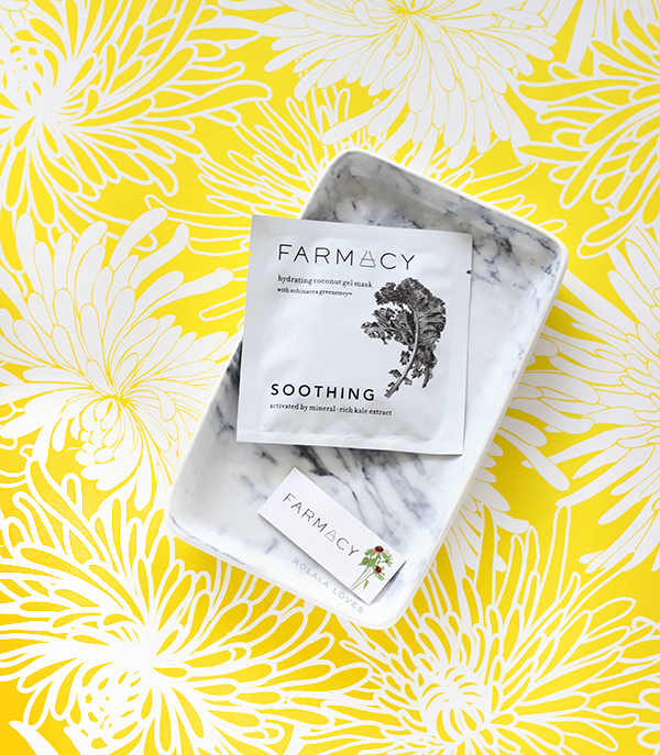 Farmacy Soothing Gel Mask