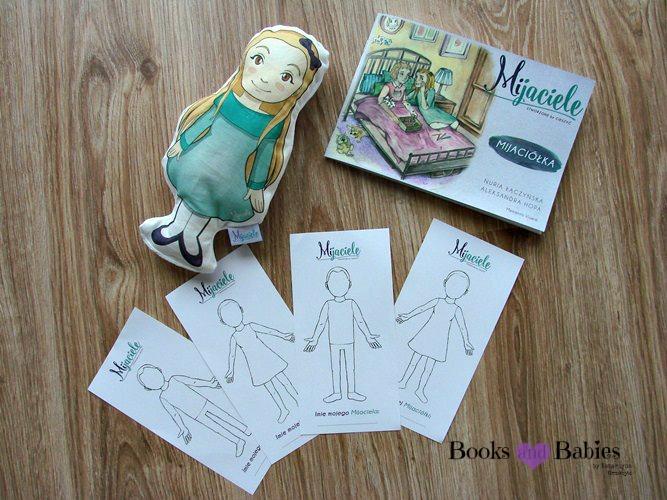 książka o przyjaźni dla dzieci