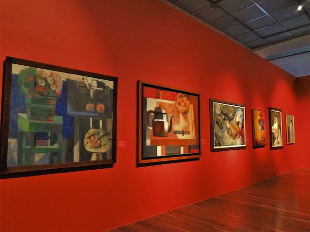 メキシコ画家から影響を受けたボテロの初期作品