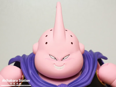 "Review del S.H.Figuarts Majin Buu de ""Dragon Ball Z"" - Tamashii Nations"