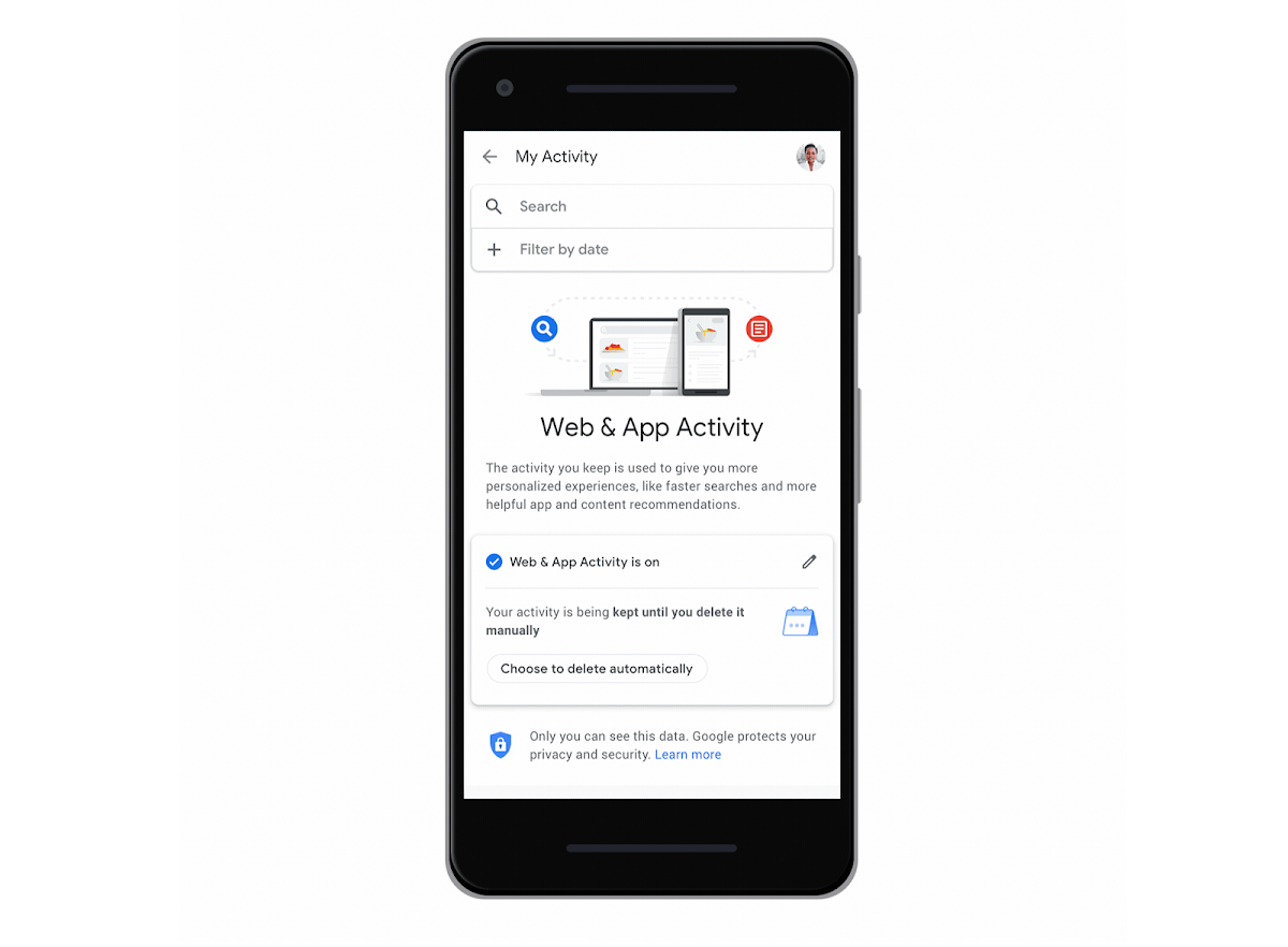 Google Introduces auto-delete controls for your Location History and activity data