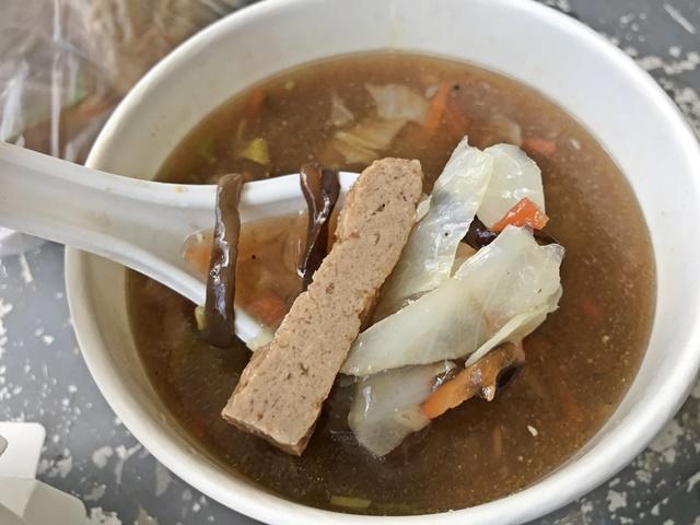 苗栗卓蘭素食懶人包~卓蘭鎮公有零售市場黃健康素食
