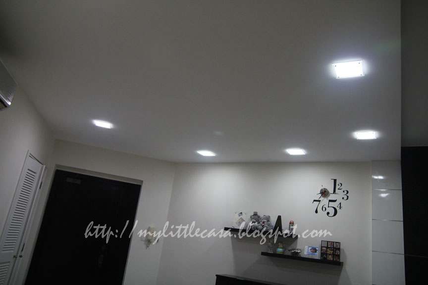How To Build A False Ceiling For Downlights Www