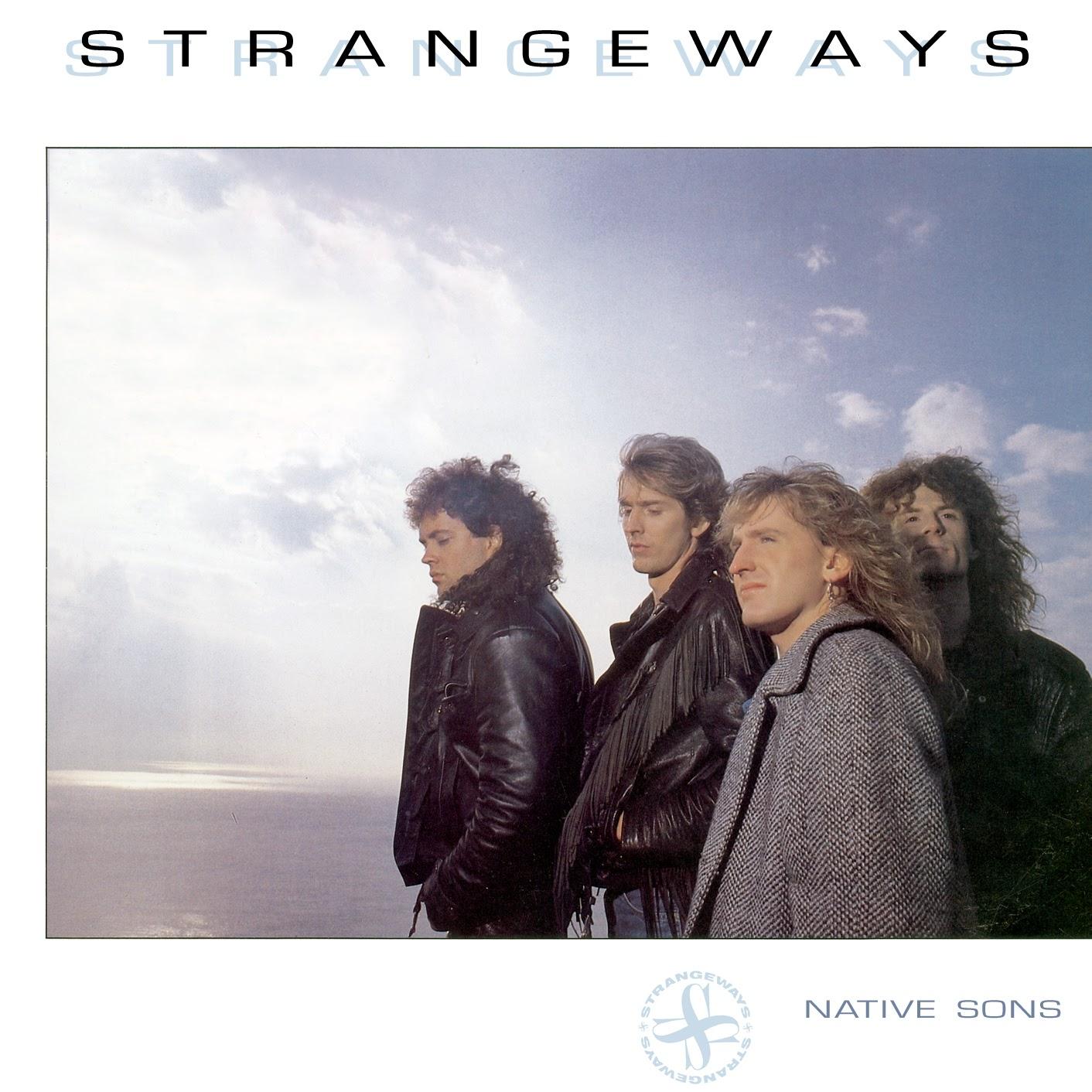 Strangeways Native sons 1987 aor melodic rock