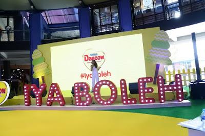 Merayakan Sukses Gerakan Sejuta #IyaBoleh Sekaligus Peluncuran Modul IyaBoleh Dancow
