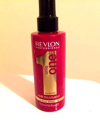 revlon unique one low poo