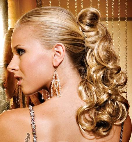 Photos Gallery For Fun Beautiful Ponytail Long Hair Styles Quick