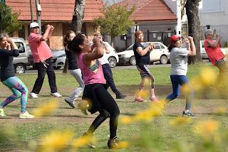 Incorporan horarios para realizar actividad física gratuita en los espacios públicos
