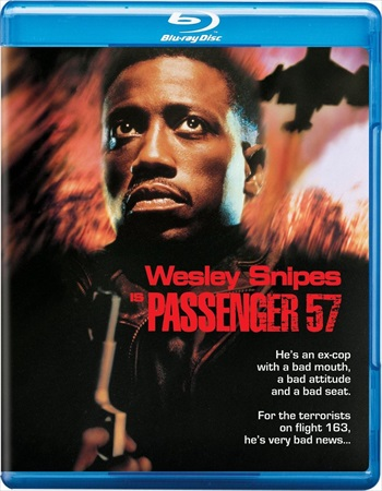 Passenger 57 (1992) Dual Audio Hindi Bluray Download