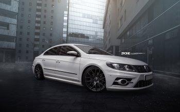 Wallpaper: Car Automotive Volkswagen CC