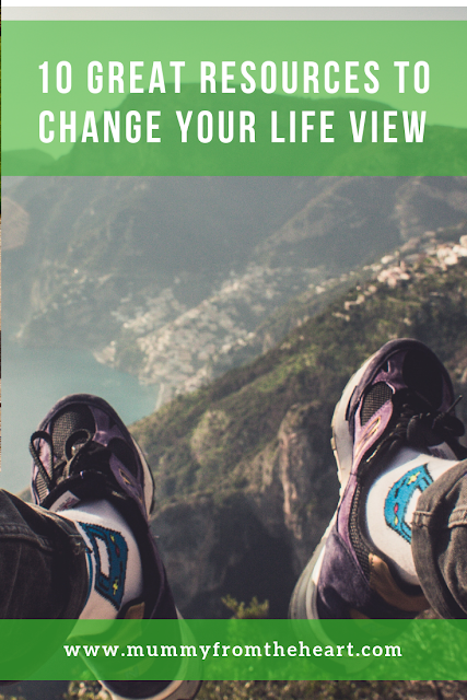 change your life view pin