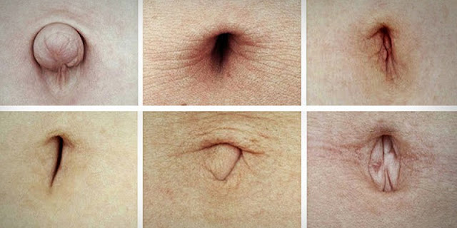 See The Type Your Navel That Will Talk About You, What You Will Suffer Disease!