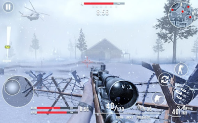 Call of Sniper WW2: Final Battleground Mod Apk Latest Version
