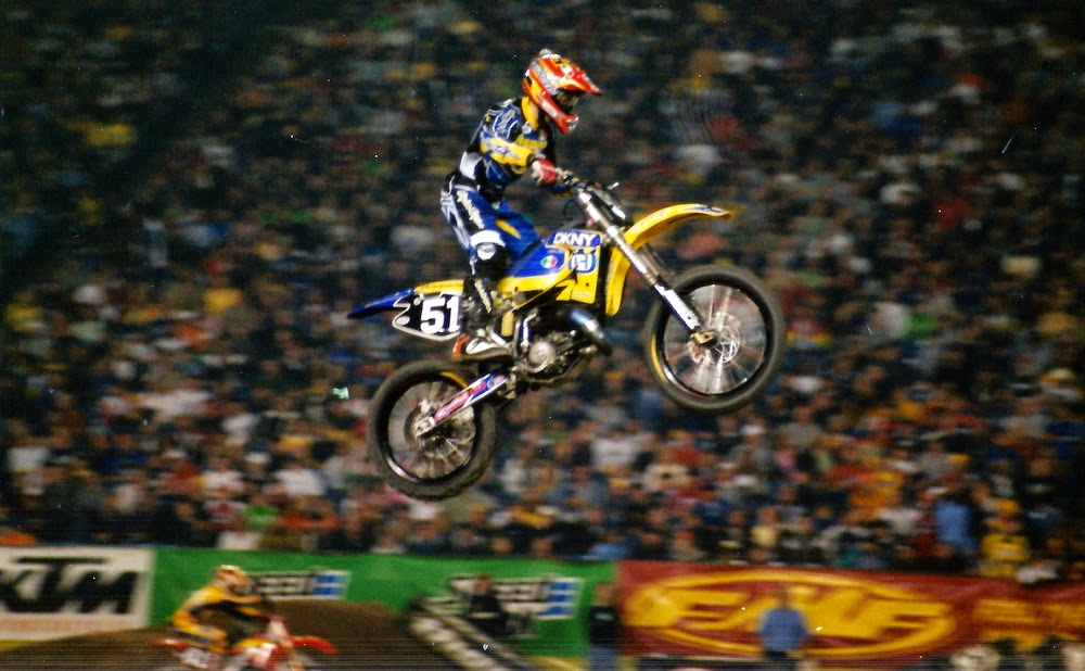 Chris Gosselar Pontiac Supercross 2001
