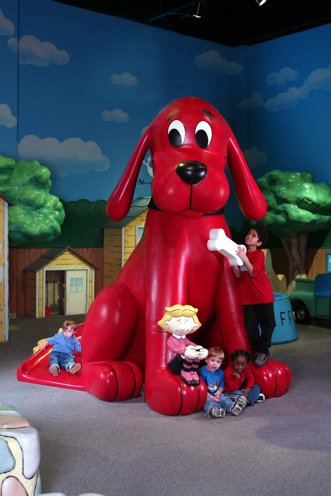 Celebrate Clifford S Birthday At Port Discovery Ticket