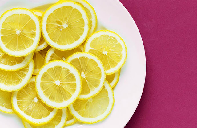 Manfaat Lemon Untuk Kecantikan Wajah