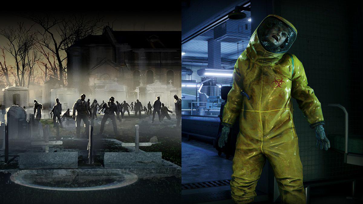 World War Z vs. Left 4 Dead 2, quem se sai melhor?