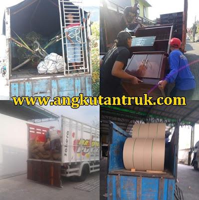Sewa truk Malang Semarang Harga Murah (Pengiriman barang & Pindahan Rumah)