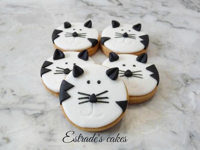 galletas infantiles de gatos 1