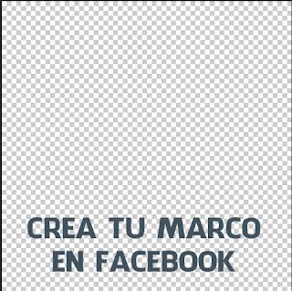 Crea un marco en Facebook