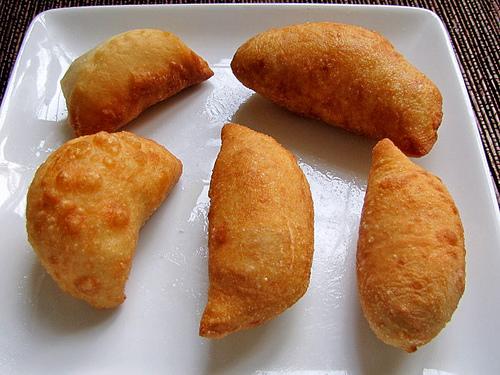 huge discount 4e697 76c1d Le Ricette Di Zia Fedora: Calzoni fritti